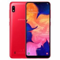 Samsung A10 Rojo