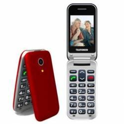 Telefunken TM 210 IZY Rojo