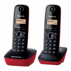 Duo Panasonic Kx-Tg1612