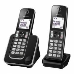 Duo Panasonic Kx-Tgd312 Negro
