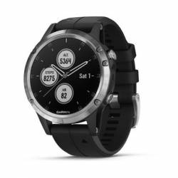 Garmin Fenix 5 Plus Plata Y...